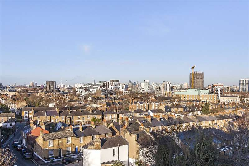 1 Bedroom Flat for sale in Darnall House, Royal Hill, London, SE10