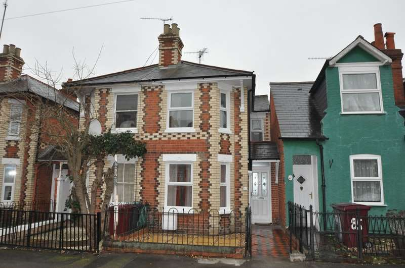 3 Bedrooms Terraced House for sale in Highgrove Street, Reading, Berkshire, RG1