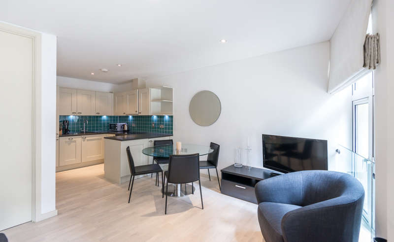 1 Bedroom Apartment Flat for rent in Snow Hill, Chancery Lane, EC1