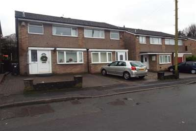 3 Bedrooms House for rent in Meriden Grove, Lostock BL6
