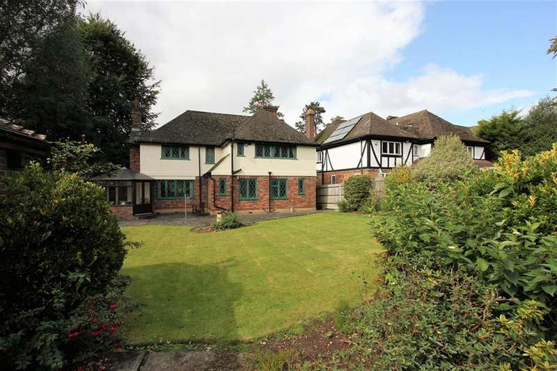 4 Bedrooms Detached House for sale in Sun Lane, Harpenden, Herts, AL5 4EU