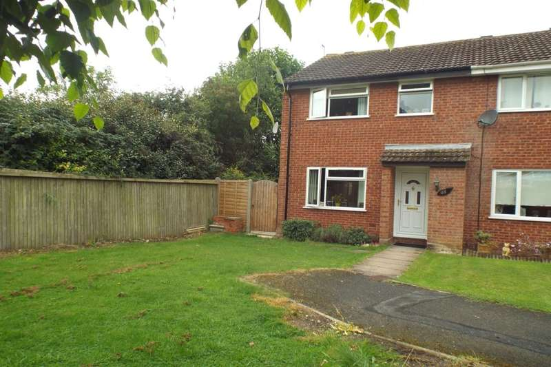 3 Bedrooms Terraced House for sale in Laurel Avenue, Evesham, WR11