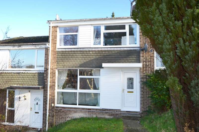 3 Bedrooms Terraced House for sale in Sundridge Drive, Walderslade, Chatham, ME5