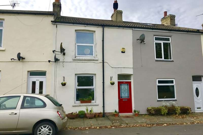 2 Bedrooms Terraced House for sale in Charltons, Saltburn-By-The-Sea, TS12