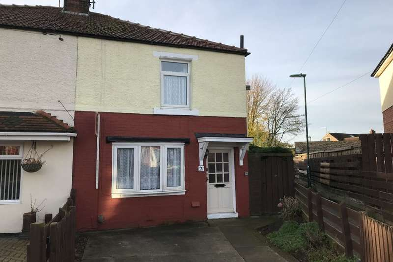 2 Bedrooms Semi Detached House for sale in Park Side, Guisborough, TS14