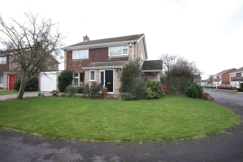 4 Bedrooms Detached House for sale in Ryedale, Guisborough, TS14