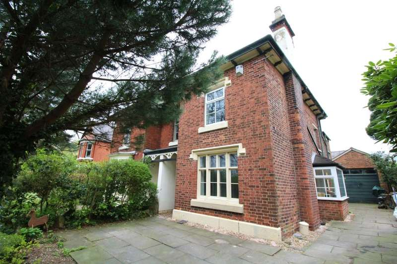 3 Bedrooms Semi Detached House for sale in Park Lane, Congleton, CW12