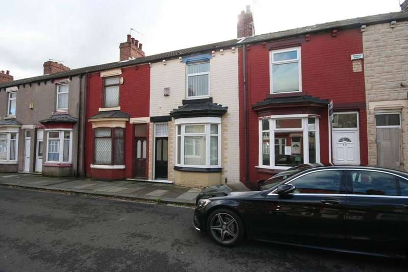 3 Bedrooms Terraced House for sale in Norcliffe Street, North Ormesby, Middlesbrough, TS3