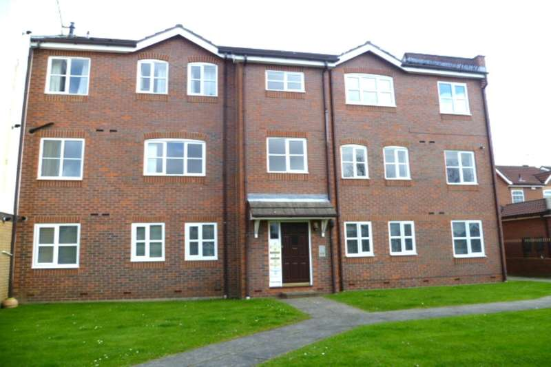 2 Bedrooms Flat for sale in The Riverside, Hebburn, NE31