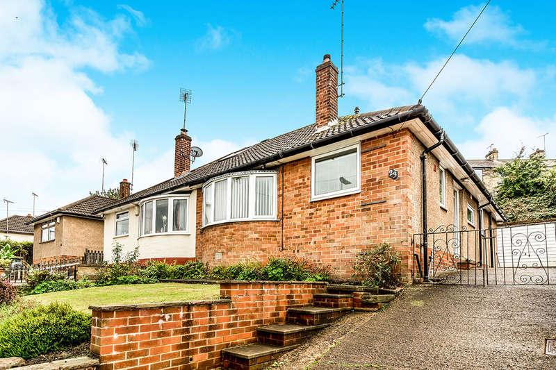 3 Bedrooms Semi Detached Bungalow for rent in Mount Gardens, Cleckheaton, BD19