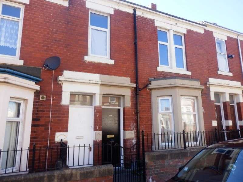 3 Bedrooms Flat for sale in Ellesmere Road, Newcastle Upon Tyne, NE4