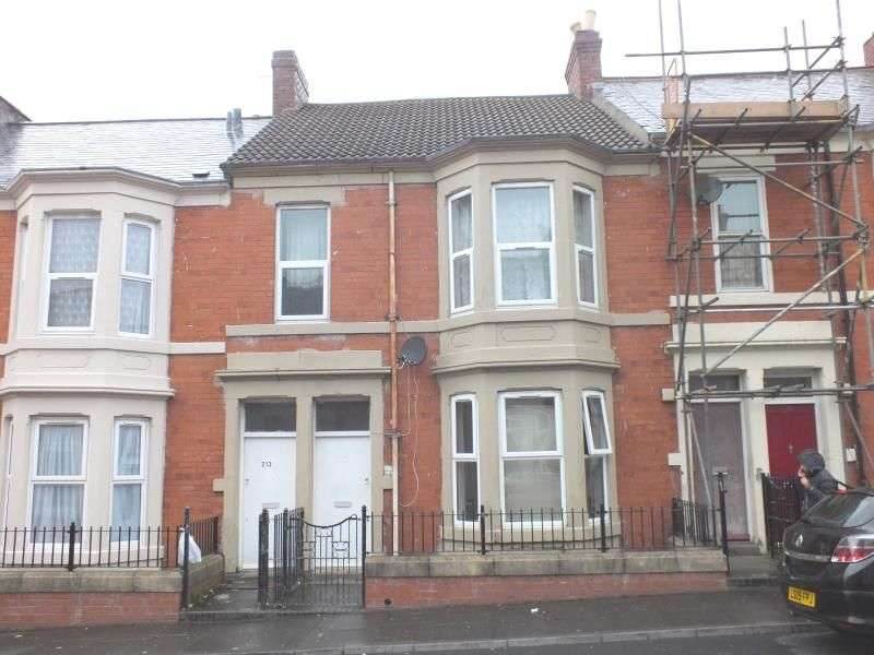 5 Bedrooms Flat for sale in Ellesmere Road, Newcastle Upon Tyne, NE4