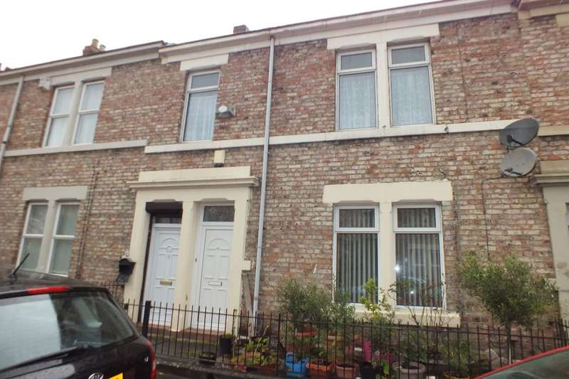 2 Bedrooms Flat for sale in Tamworth Road, Newcastle Upon Tyne, NE4