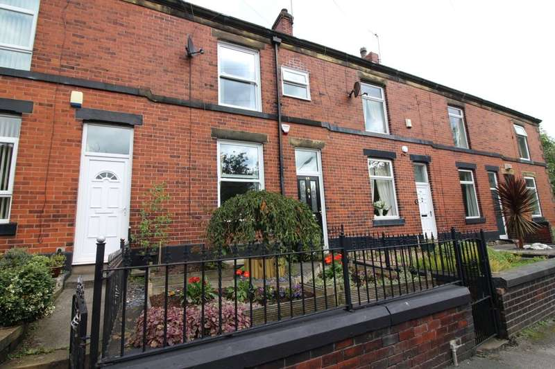 4 Bedrooms Terraced House for sale in Wood Street, Bury, BL8
