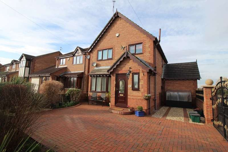 3 Bedrooms Detached House for sale in Church Lane, Balby, Doncaster, DN4