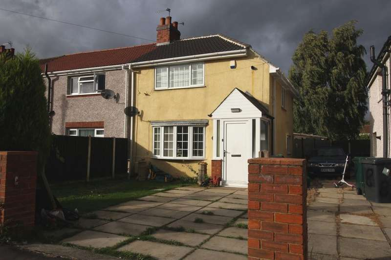 3 Bedrooms Terraced House for sale in Crabtree Road, Dunscroft, Doncaster, DN7
