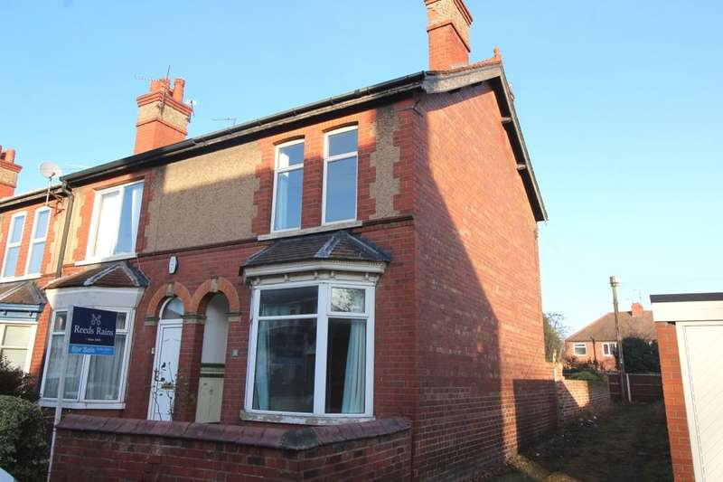 3 Bedrooms Terraced House for sale in Bramworth Road, Old Hexthorpe, Doncaster, DN4
