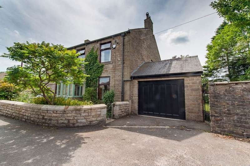 5 Bedrooms Detached House for sale in Worsley Street, Rising Bridge, Accrington, BB5