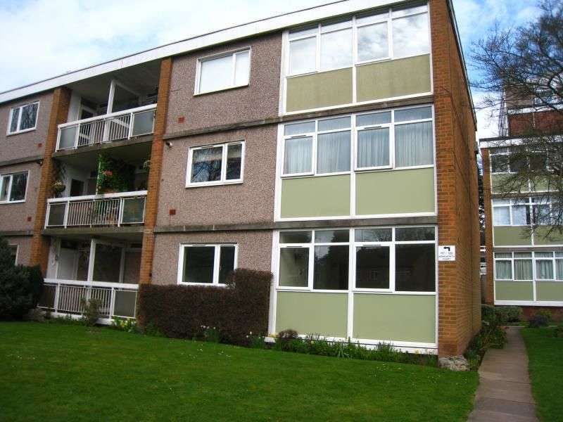 2 Bedrooms Flat for sale in Kenilworth Court, Styvechale, Coventry, CV3