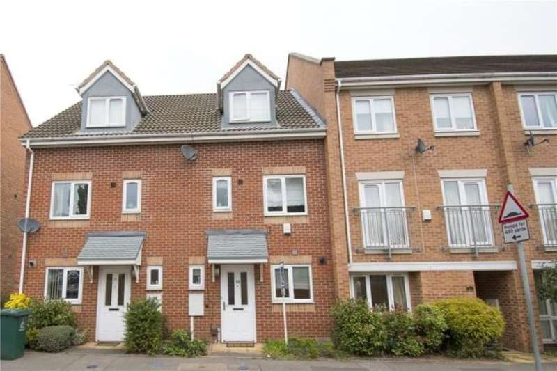 3 Bedrooms Terraced House for sale in Common Way, Stoke Heath, Coventry, CV2