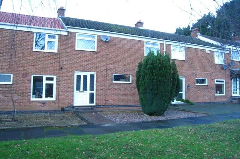 3 Bedrooms Terraced House for sale in Keswick Walk, Wyken, Coventry, CV2