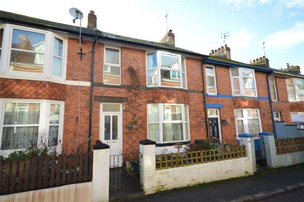 2 Bedrooms Terraced House for sale in Bitton Avenue, Teignmouth, Devon