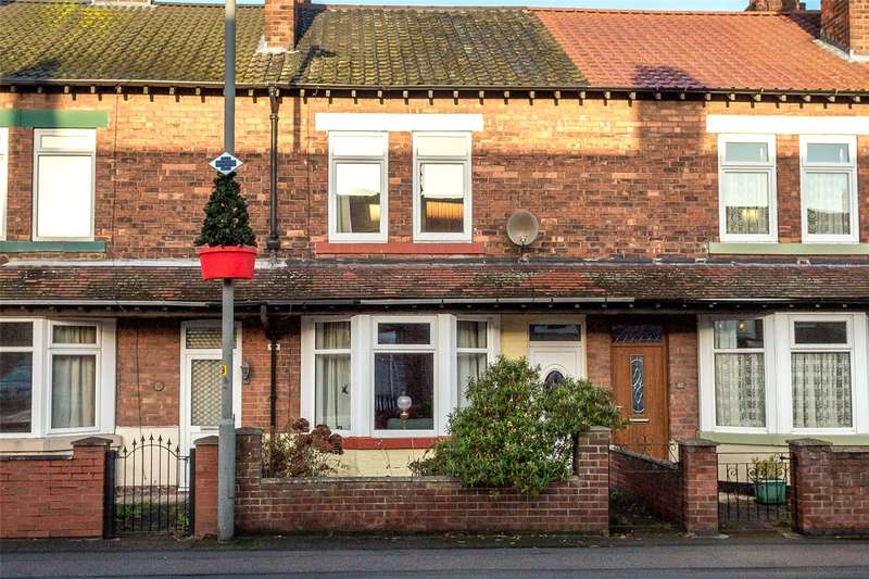 2 Bedrooms Terraced House for sale in Barlby Road, Selby, YO8
