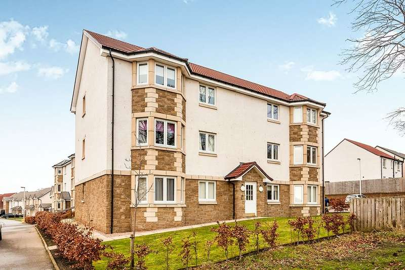 2 Bedrooms Flat for sale in Whitehouse Way, Gorebridge, EH23