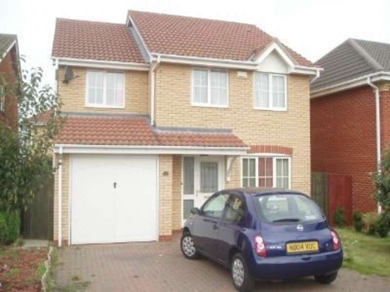 4 Bedrooms Detached House for rent in Park Farm Way, Peterborough, PE2