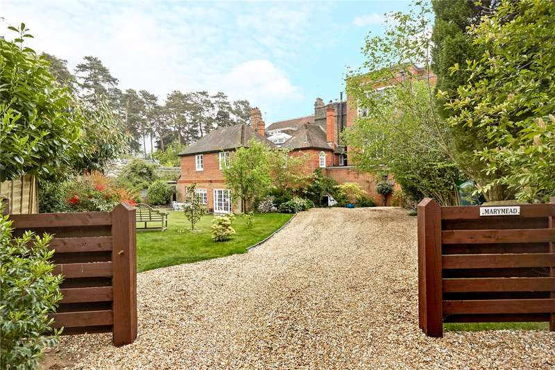 5 Bedrooms House for sale in Winkworth Hill, Hascombe Road, Godalming, Surrey, GU8