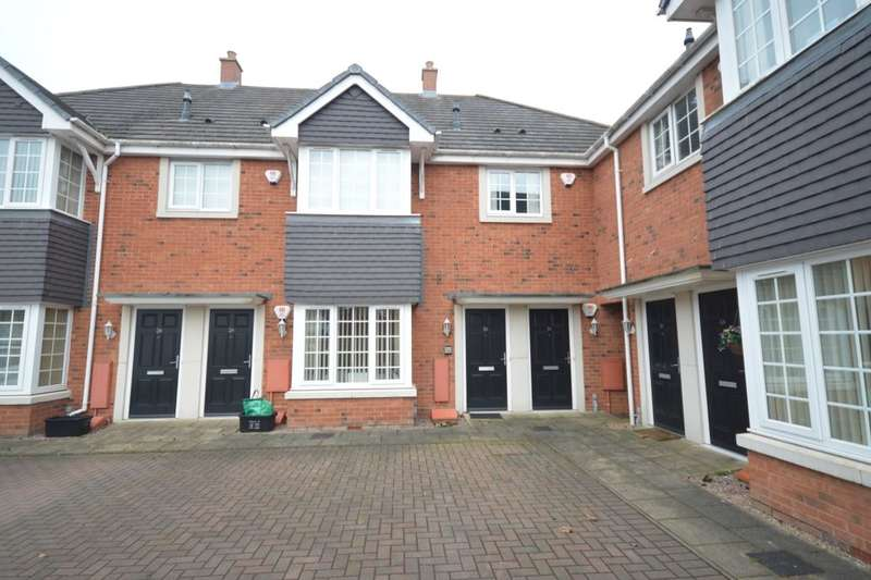 2 Bedrooms Flat for sale in Summerfield Road, Dudley, DY2