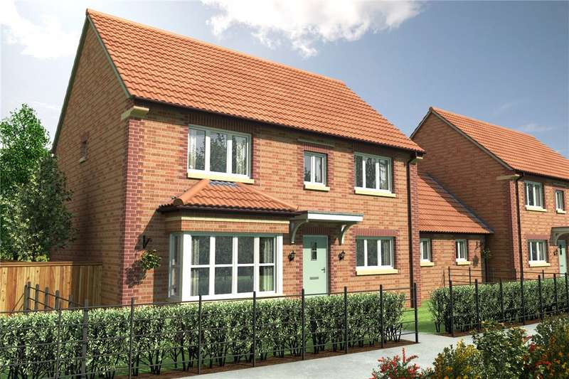 4 Bedrooms Detached House for sale in Winding Way, Westpark Village, Darlington, DL2