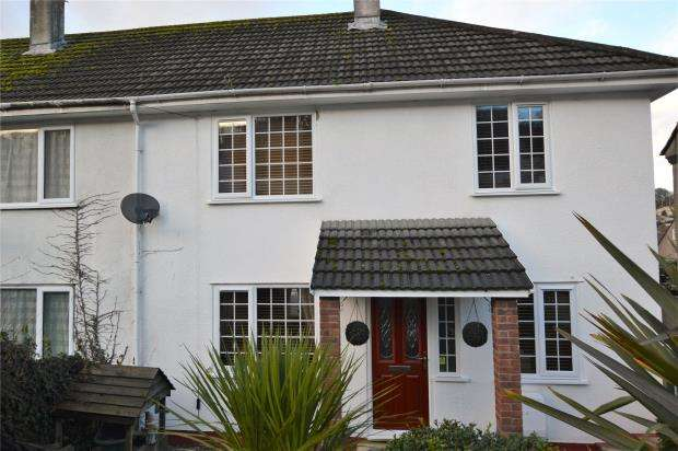3 Bedrooms End Of Terrace House for sale in Erle Gardens, Plymouth, Devon