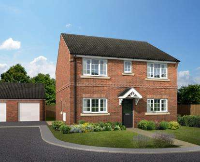 4 Bedrooms Detached House for sale in Unwin Road, Sutton In Ashfield
