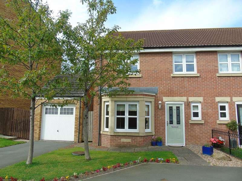3 Bedrooms Property for sale in Dukesfield, Shiremoor, Earsdon View, Newcastle upon Tyne, Tyne and Wear, NE27 0EZ