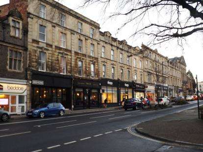 2 Bedrooms Flat for sale in Kings Parade Avenue, Bristol