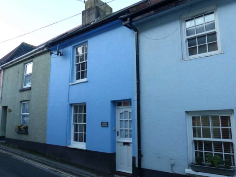3 Bedrooms End Of Terrace House for sale in Court Cottages, Aveton Gifford