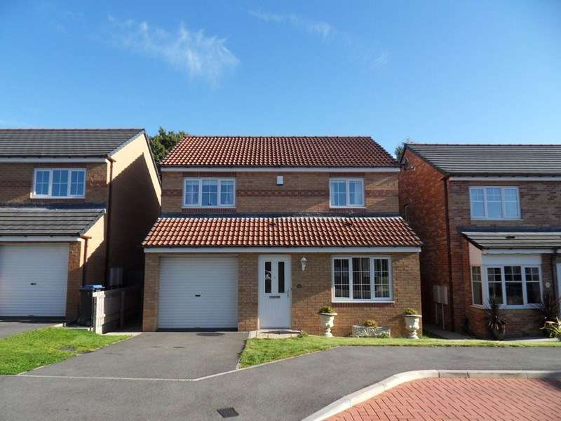 3 Bedrooms Property for sale in Cloverhill Court, Stanley, Stanley, Durham, DH9 6BU
