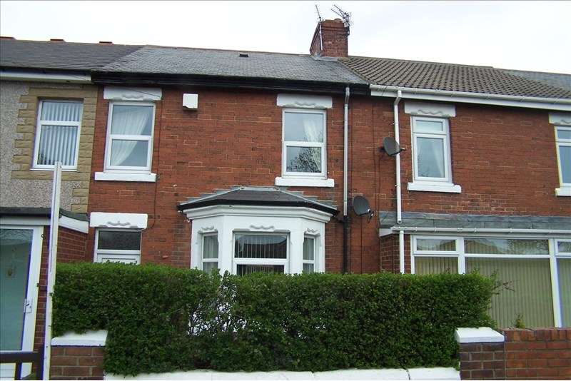 3 Bedrooms Property for sale in Newbiggin Road, Ashington, Ashington, Northumberland, NE63 0TL