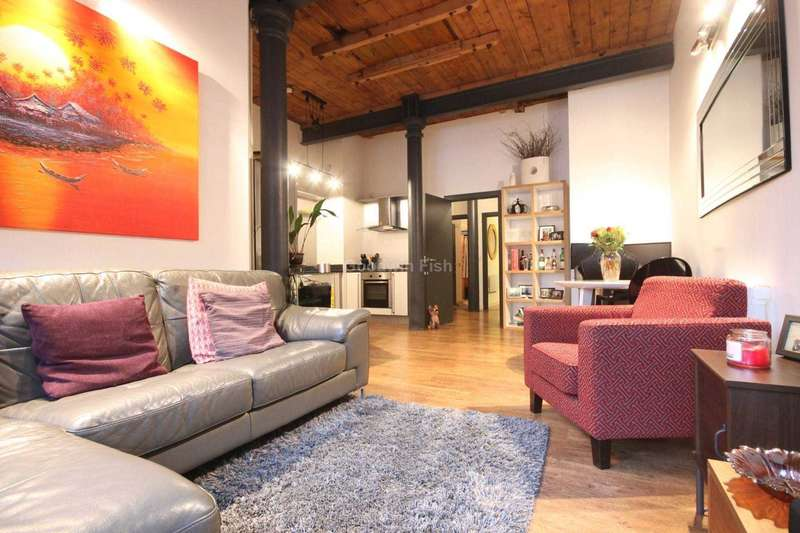 2 Bedrooms Apartment Flat for sale in Worsley Mill, 10 Blantyre Street, Castlefield