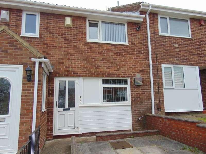 2 Bedrooms Property for sale in Goldsmith Road, Grindon, Sunderland, Tyne & Wear, SR4 9RE