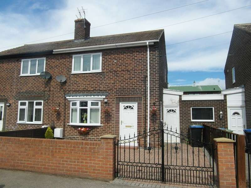 2 Bedrooms Property for sale in Dawson Road, Wingate, Wingate, Durham, TS28 5BS