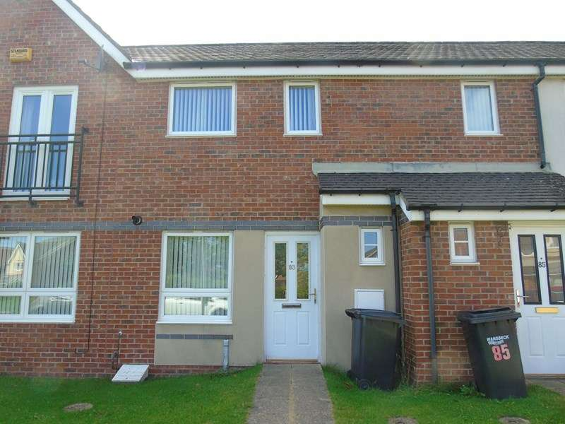 2 Bedrooms Property for sale in Hindmarsh Drive, Ashington, Northumberland, NE63 9FA