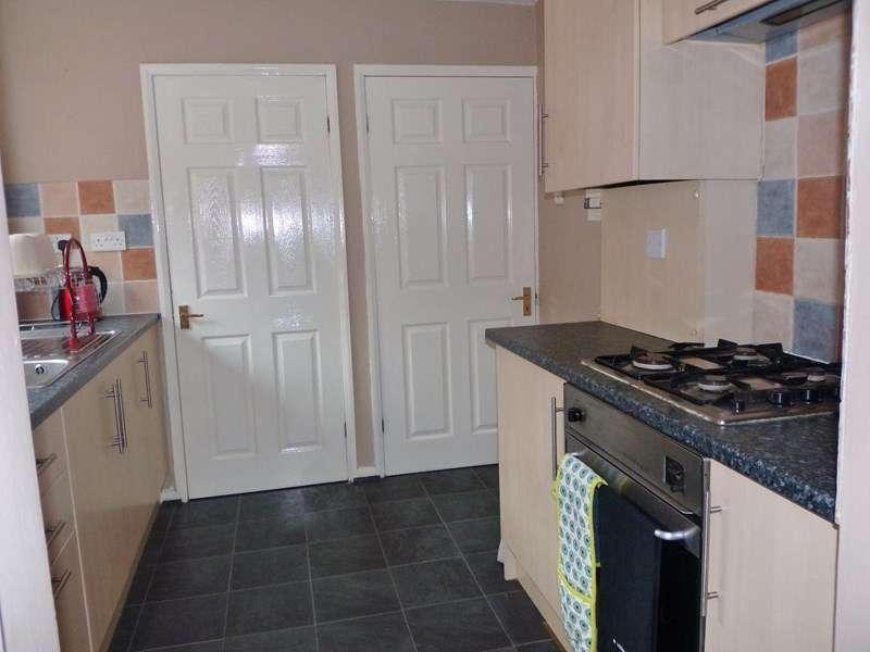 2 Bedrooms Property for sale in Burdon Terrace, Bedlington, Northumberland, NE22 6DA