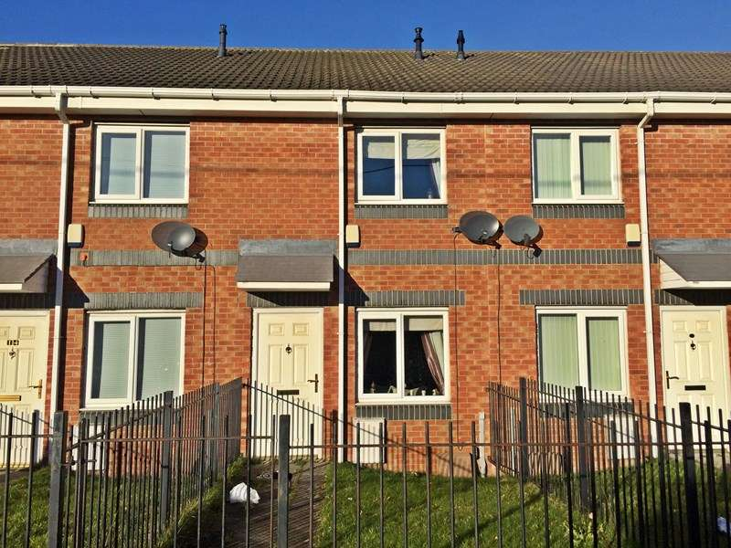 2 Bedrooms Property for sale in Rock Farm Mews, Wheatley Hill, Durham, Durham, DH6 3NG
