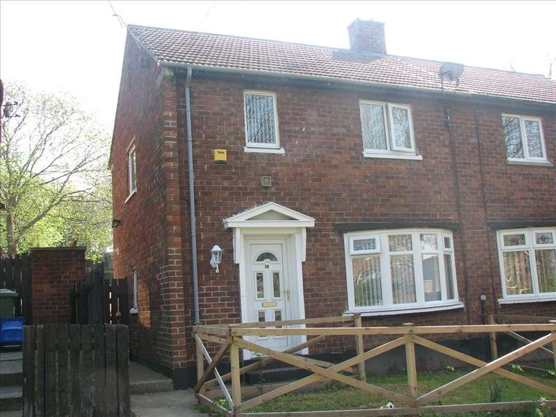 2 Bedrooms Property for sale in Edenhill Road, Peterlee, Peterlee, Durham, SR8 5DB