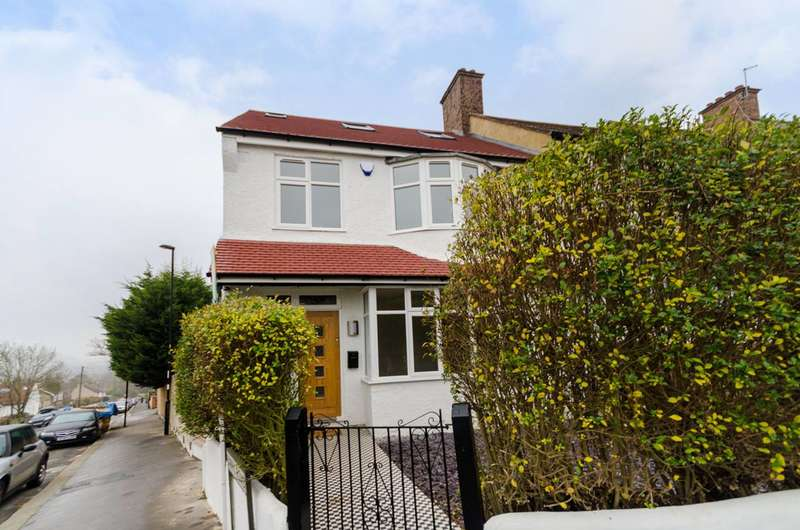 5 Bedrooms House for sale in Canham Road, South Norwood, SE25