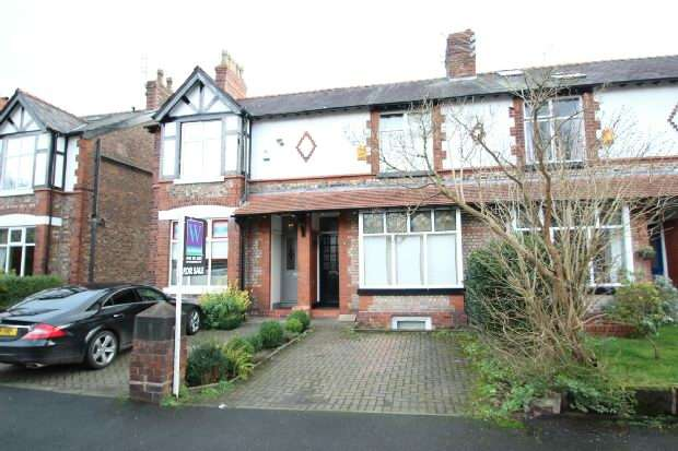 4 Bedrooms Terraced House for sale in Avon Road, Hale