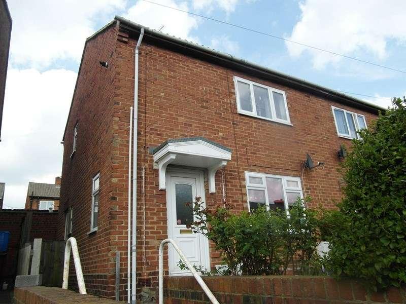 2 Bedrooms Property for sale in Oak Road, Easington, Easington, Durham, SR8 3HU