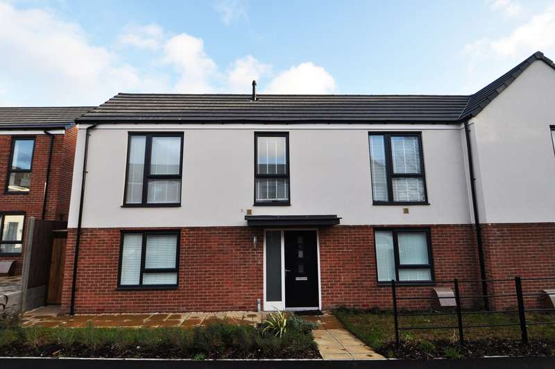 2 Bedrooms Semi Detached House for rent in Lower Beeches Road, Northfield, Birimgham, B31